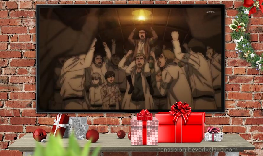 Attack on Titan Anime Review – Season 4 Episode 2 (#61)